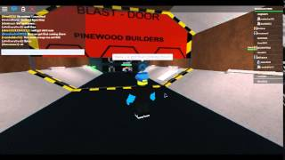 Roblox Pinewood Computer Core: Meltdown Door closing