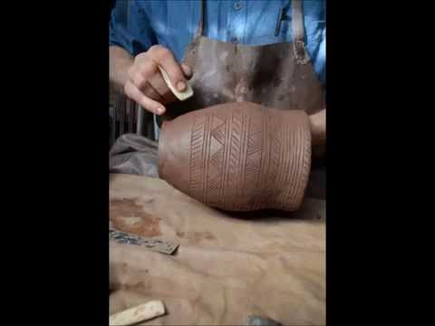 Making the Doons Law Bronze Age Beaker 2015