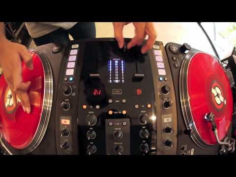 """DJ Butung - Simon Says """"Routine"""""""