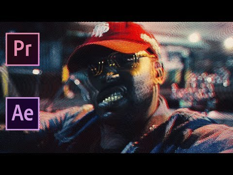 CREATIVE JITTER MOVEMENT EFFECTS TUTORIAL ( Schoolboy Q – Floating ft. 21 Savage)
