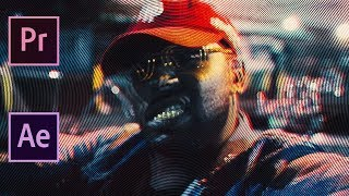 CREATIVE JITTER MOVEMENT EFFECTS TUTORIAL ( Schoolboy Q - Floating ft. 21 Savage)