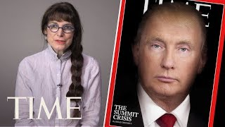 Nancy Burson, TIME Cover Artist, On Her 'Trumputin Summit Crisis' Cover | TIME