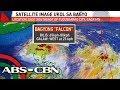 Bagyong Falcon, lumakas habang papalapit sa northern Luzon   Bandila