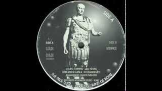 The True Underground Sound Of Rome ‎– Clouds / Interface [1991, Full 12