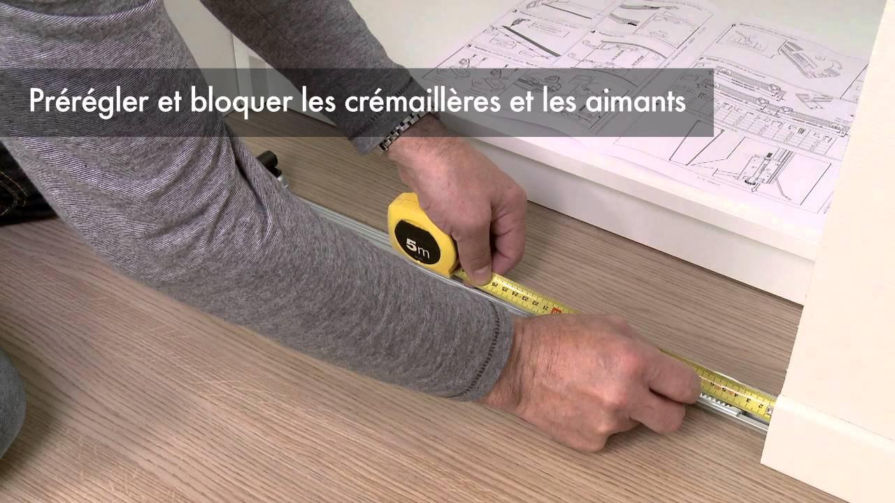 ILIKO Vidéo Montage Porte De Placard Pivotante