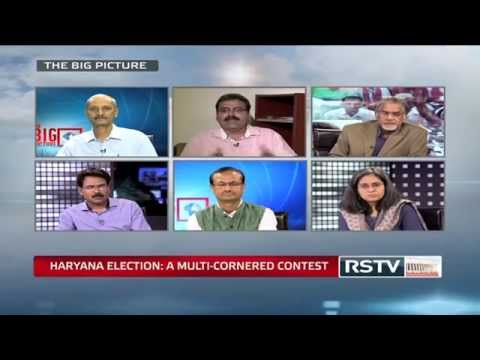 The Big Picture - Haryana Elections: A multi-cornered contest