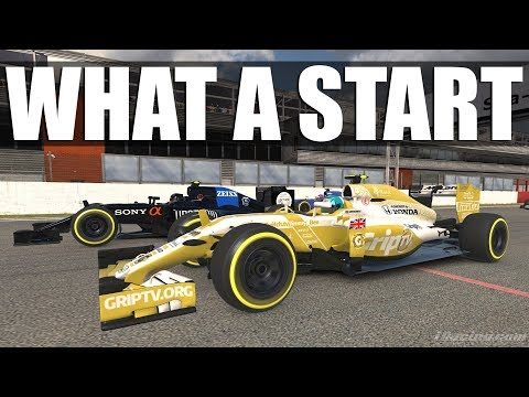 iRacing - What A Start!!! | VR |