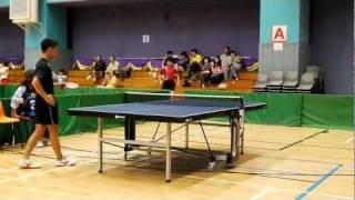 2011油尖旺乒乓球區賽MH決賽 # Round 5