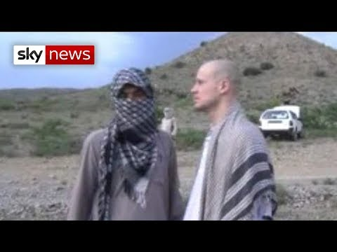 Taliban Video Shows Bowe Bergdahl Handover To US In Afghanis