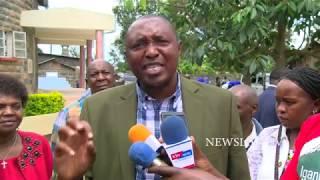 KIMANI NGUNJIRI ATTACKS UHURU AND RAILA AGAIN,,SAYS THEIR HANDSHAKE IS  THERE TO HURT KENYANS