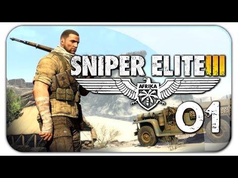 Sniper Elite III: Afrika (#1) Solo