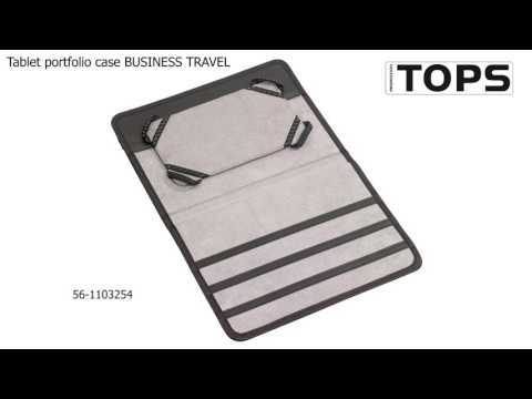 Tablet portfolio case BUSINESS TRAVEL