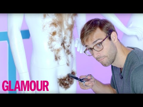 How Do Men Feel About Body Hair? | Glamour