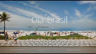 Sprint to Brazil with Google Maps Street View Free HD Video