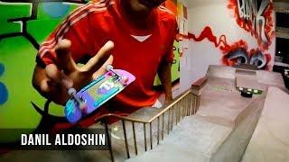 Данил Алдошин - Видео отчет из поездки в Берлин Fingerboard / Skate trip to Berlin, Blackriver parks