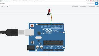 Arduino UNO Tutorial 1  Intro to Arduino wTinkerCAD Circuits