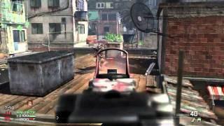 MW2 killstreak multi serial k6 montage online multiplayer