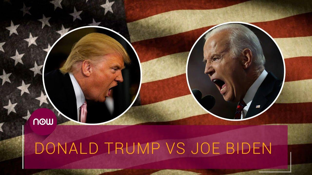 Tranh luận Donald Trump Vs Joe Biden: Ai sẽ là Tổng thống tiếp theo của nước Mỹ? | VTC Now