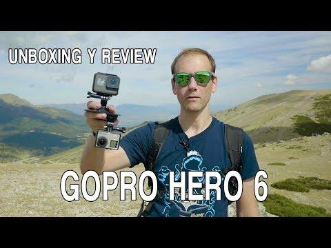GoPro Hero 6 Black. Review en español y pruebas