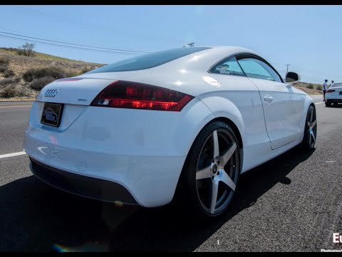 Modified Audi TT 2.0T Quattro -  One Take