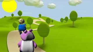 3D Animasi Liburan