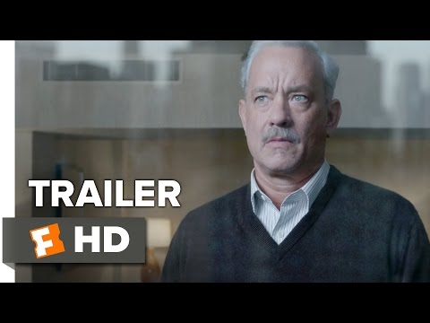 Sully Official Trailer 1 (2016) - Tom Hanks Movie