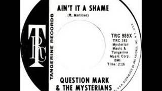 Question Mark And The Mysterians -  Ain`t It A Shame