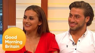 Love Island Winners Kem and Amber Reveal Some Very Exciting News! | Good Morning Britain