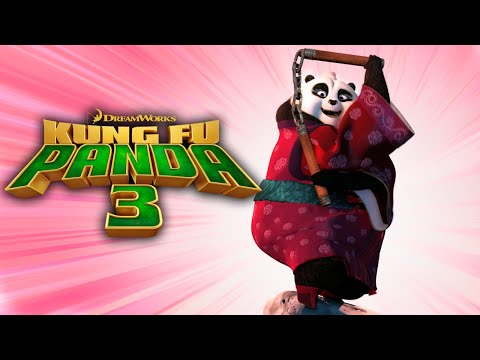 Nunchuck Princess Music Video | KUNG FU PANDA 3