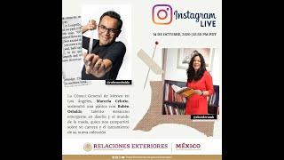 Conversación con Ruben Osbaldo, talento mexicano: 14 de octubre