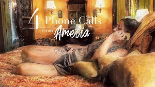 "Vanilla Palm Films: 4 Phone Calls From Amelia -Trailer: ""The Octopus and The Pirate Ship"""