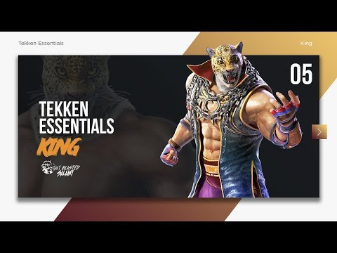 Tekken 7 Essentials ep.05 - King