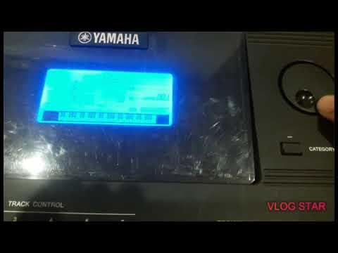 Yamaha psr e453 piano review