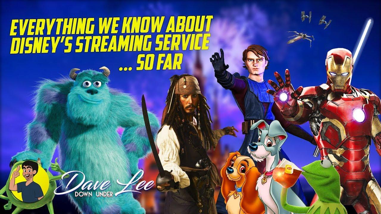 Disney Streaming Service All Original Movies Tv Shows