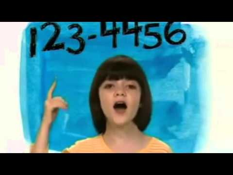 The Telephone Number Song