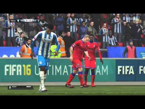 FIFA 16 Be A GK - Oldham Athletic at Colchester United
