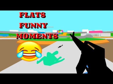 Flats Gameplay & Random Funny Moments!!! Let's Play