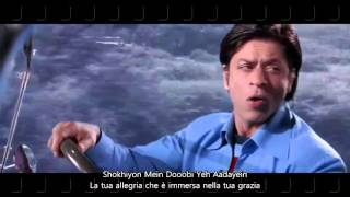 Main agar kahoon with lyrics.. Om Shanti Om ...song in my voice : Col Pendyala Pradeep