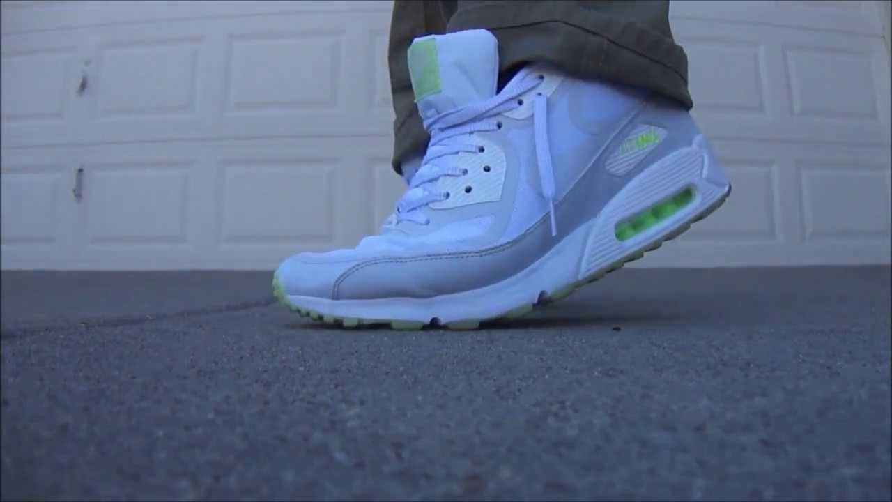 air max 90 cmft prm tape glow in the dark