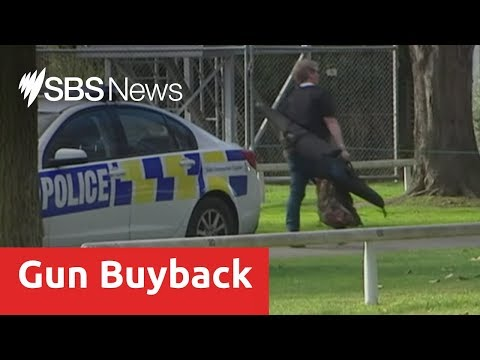 New Zealand's first gun buyback event a success, police say
