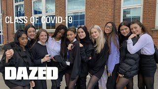 How have students bęen affected by the pandemic?   Class of COVID-19