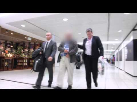 Man extradited from Western Australia over child sex assault offences - Marrickville