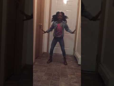Mercy J- Dancing to Zoe Grace Sweet Jesus (cover)