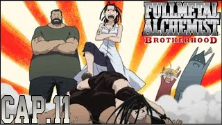 FullMetal Alchemist Brotherhood GamePlay-Cap.11 {FINAL Izumi} Mis Alumnos Favoritos