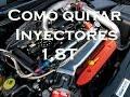 Como quitar inyectores de 1.8t Passat/Jetta/Seat/Golf/Cupra