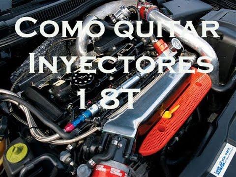 Como Quitar Inyectores De 1 8t Passat Jetta Seat Golf