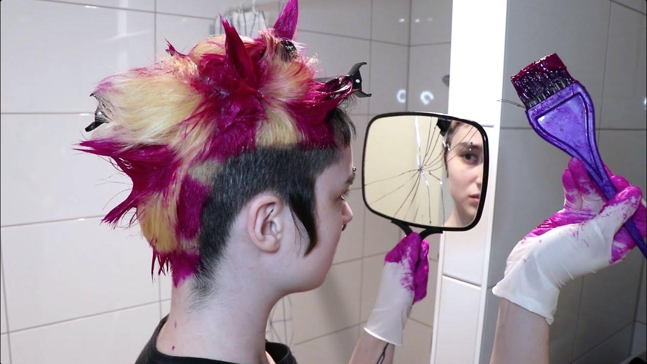 Hair Transformation Vlog - Extended Cut
