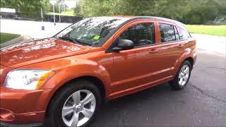 Used 2011 Dodge Caliber Mainstreet For Sale At Honda Cars Of Bellevue...an