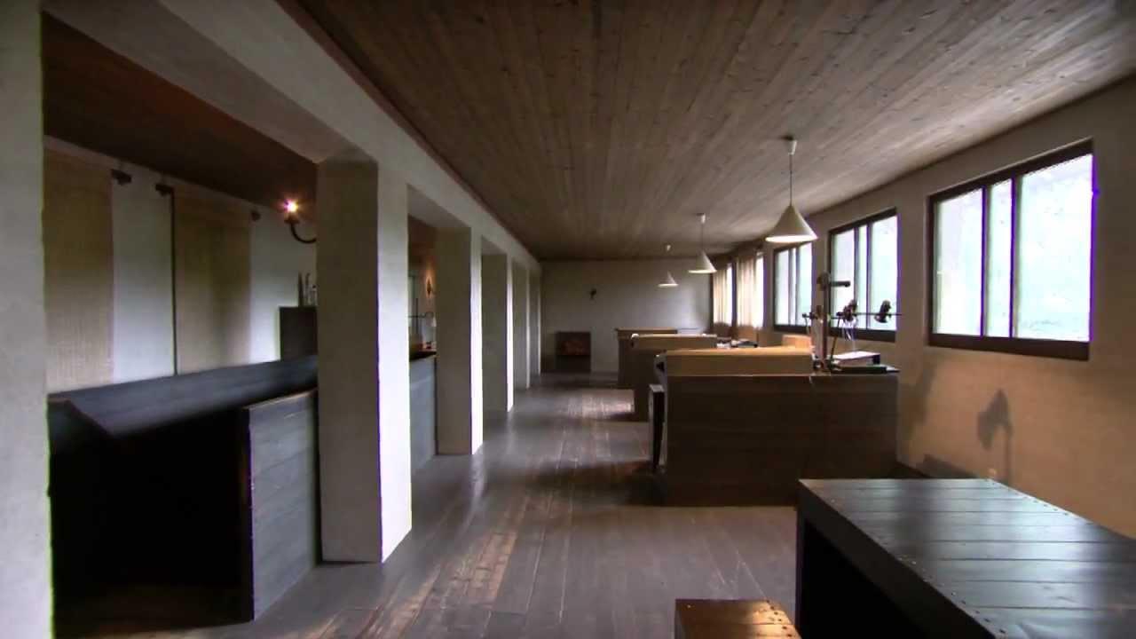 Filmfragment uit \'UITZICHT VOOR DE GEEST, het woonhuis van Bossche ...