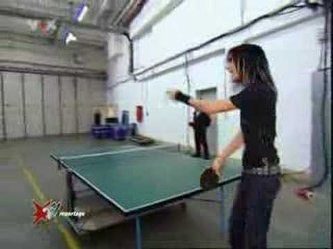 Tom und Bill ping-pong interview